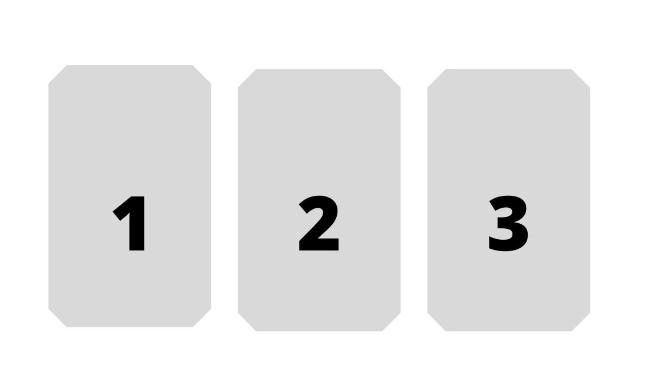 lenormand výklad karet na tři