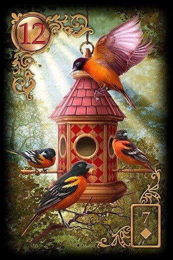 Ptáci Lenormand