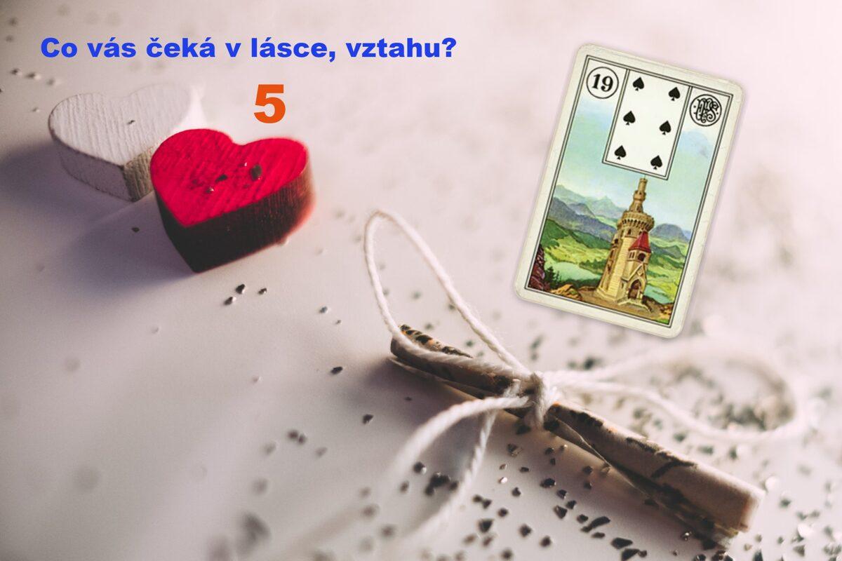 Lenormand Věž láska