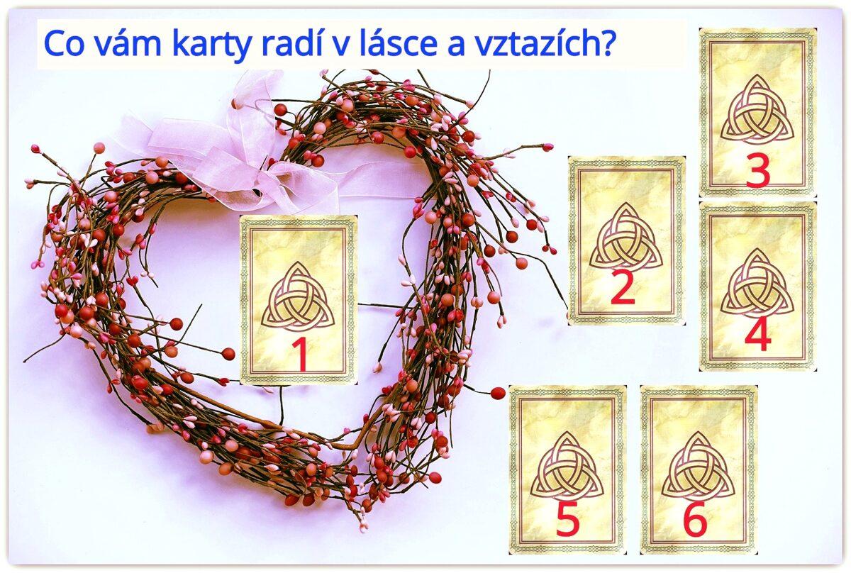 co vám karty lenormand radí v lásce