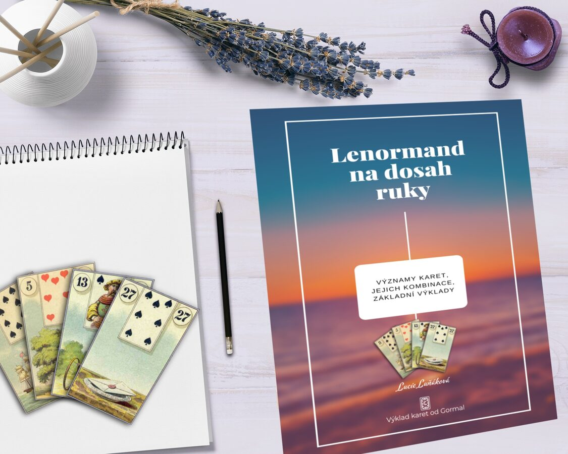 Lenormand výklad karet ebook
