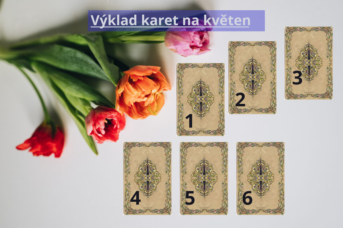 výklad karet na květen Lenormand
