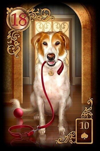 lenormand pes